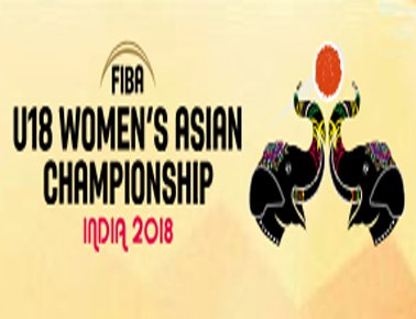 Korea v China - Full Game - FIBA U18 Women´s Asian Championship 2018